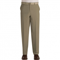 Edwards Men's Microfibre Flat Front Dress Pant with Repreve