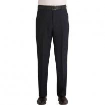 Edwards Men's Security Polyester Flat Front Pant