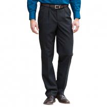 Edwards Men's Redwood & Ross® Signature EZ Fit Pleated Dress Pant