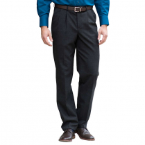 Edwards Men's Traditional Dress Pant With Signature Fabric