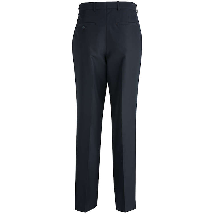 Edwards Men's Pleated Front Polyester/Wool Pant