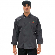 Edwards Classic Ten Button Chef Coat
