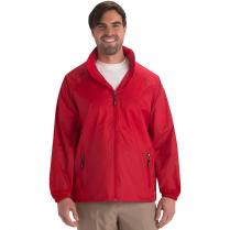 Edwards Men's Hooded Rain Jacket