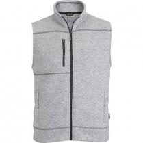 Edwards Men's Sweater Knit Fleece Vest with Pockets