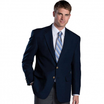 Edwards Men's Single Breasted Polyester Blazer