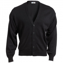 Edwards Tuff-Pil V-Neck Cardigan with No Pockets