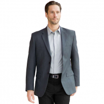 Edwards Men's Synergy Washable Single Breasted Suit Coat