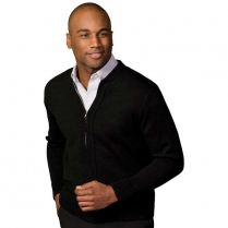 Edwards Tuff-Pil Plus Zip Front Cardigan with Pockets