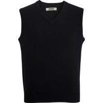 Edwards Unisex V-Neck Acrylic Interlock Sweater Vest