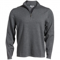 Edwards Quarter-Zip Fine Gauge Sweater