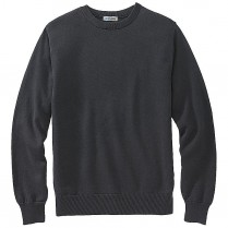 Edwards Crew Neck Fine Gauge Cotton/Nylon Sweater