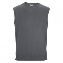 Edwards V-Neck Fine Gauge Cotton/Nylon Vest