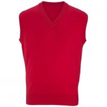 Edwards Unisex Cotton V-neck Vest