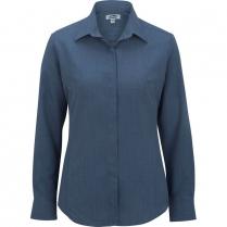 Edwards Women's Long Sleeve Batiste Café Shirt