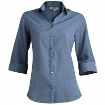Edwards Women's 3/4 Sleeve Batiste Shirt
