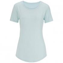 Edwards Women's Drop Neck Short Sleeve Knit Top