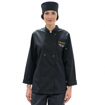 Edwards Women's Classic Ten Button Chef Coat