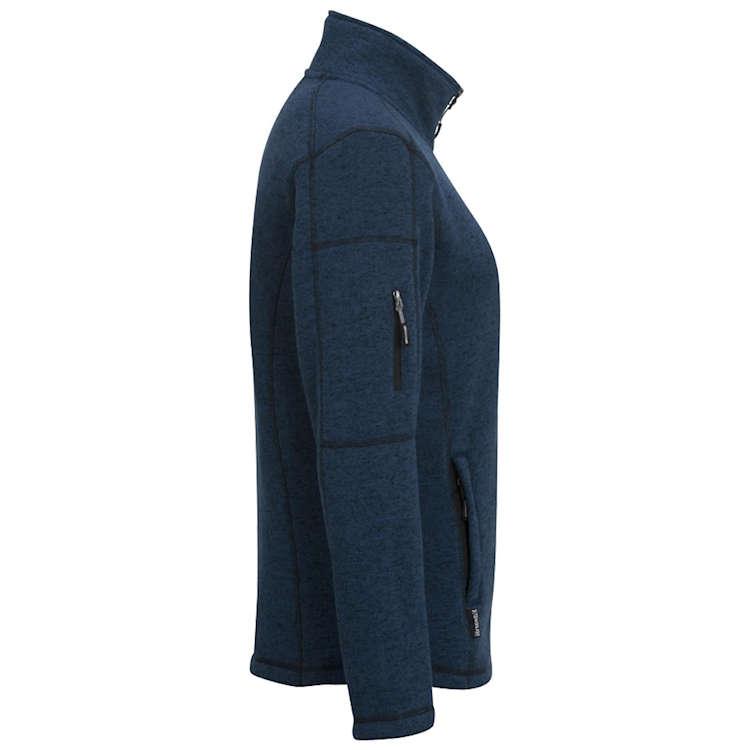 Edwards Ladies' Sweater Knit Fleece Jacket