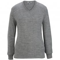 Edwards Women's V-Neck Sweater Tuff-Pil Plus