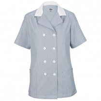 Edwards Women's Essential Pincord Double Breasted Tunic