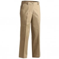 CLEARANCE Edwards Women's Blended Chino Flat Front Utility Pant
