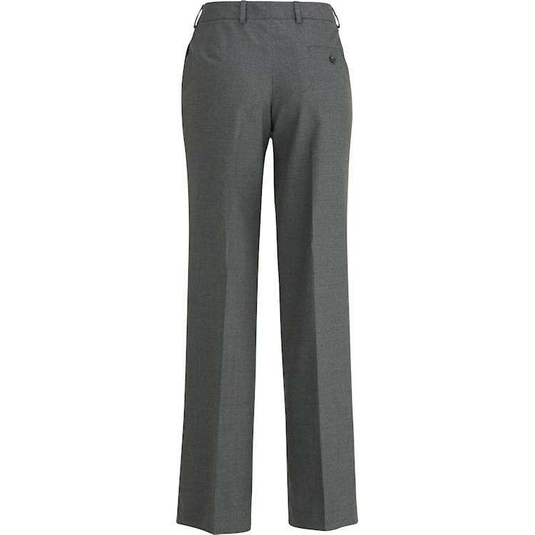 Edwards Ladies' Pleated Front Polyester/Wool Pant
