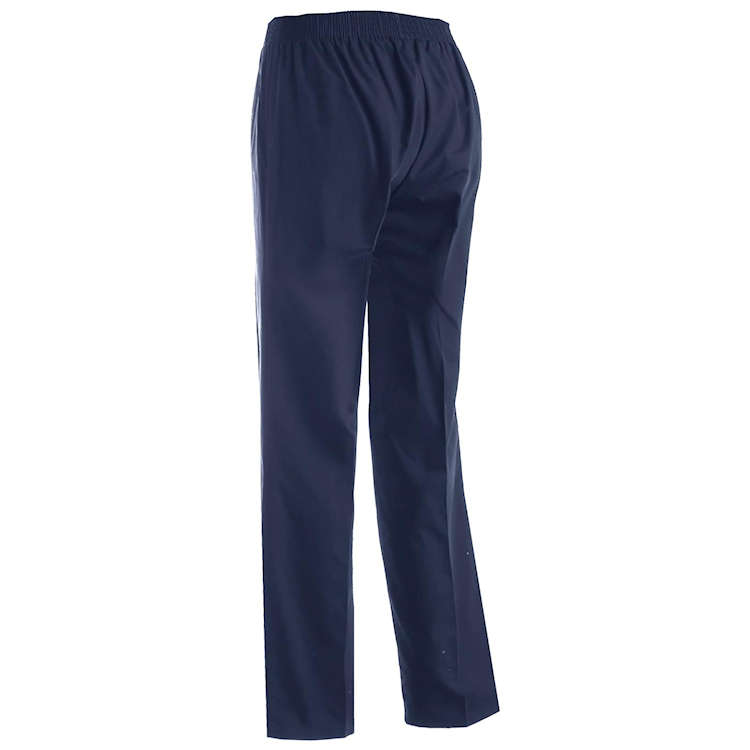 Edwards Women's Essential Poly Cotton Solid Pull-On Pant