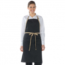Edwards Bib Apron-Color Blocked