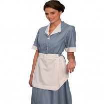 Edwards Essential Junior Cord Housekeeping Dress