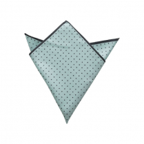Edwards Polka Dot Pocket Square