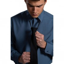 Edwards Zipper Closure Polyester Tie