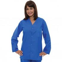 Fashion Seal Adult Pajama Top-65-35 Fashion Poplin