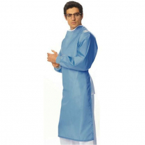 Fashion Seal All Barrier Protective Apron Gown - Texture Shield D-Stat®