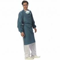 Fashion Seal Unisex Protective Apron Gown-Texture Shield