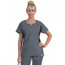 Fashion Seal Women's Notch Neck Flex Tunic - Simply Soft