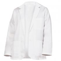 "Fashion Seal Ladies' Fine Line Twill 28"" Lab Jacket - 5 Pocket / Center Back Vent"