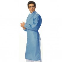 Fashion Seal Unisex Protective Apron Gown - Texture Shield D-Stat