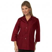Fashion Seal Ladies' Traditional Smock - 2-Pocket / 3/4 Length Sleeves