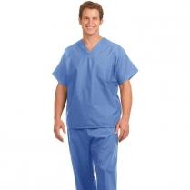 Fashion Seal Unisex Fashion Scrub Shirt - Fashion Poplin