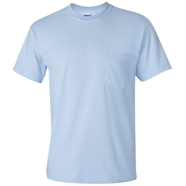 Gildan DryCotton T-Shirt with Pocket