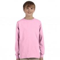 Gildan DryCotton Youth Long Sleeve T-Shirt