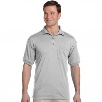 Gildan DryBlend 50/50 Jersey Sport Shirt with Pocket