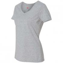 Hanes X-Temp Women's V-Neck T-Shirt