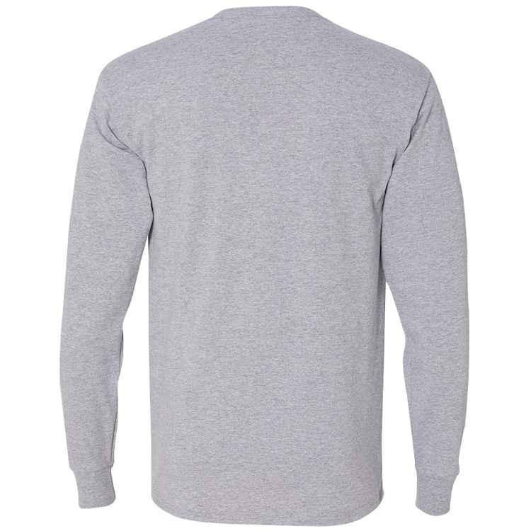 Jerzees Dri-Power Active 50/50 Long Sleeve T-Shirt