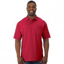 Jerzees SpotShield Jersey Sport Shirt with Pocket