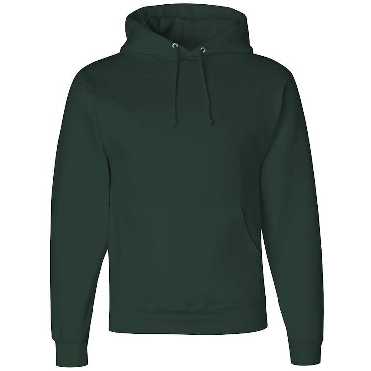Jerzees NuBlend SUPER SWEATS Pullover Hooded Sweatshirt