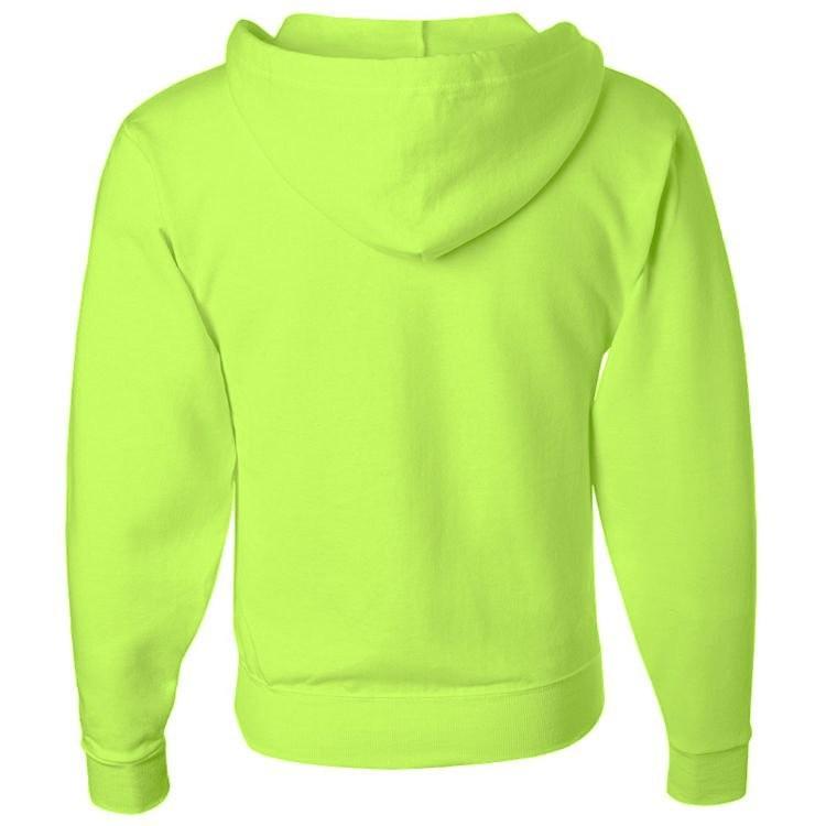 Jerzees NuBlend Full-Zip Hooded Sweatshirt