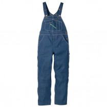 Key High Back Bib Overall-Zip Fly