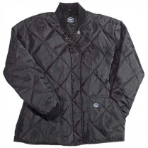 Key Diamond Quilted Jacket