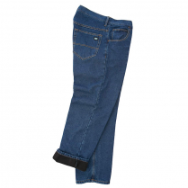 Key Performance Comfort Denim Fleece Lined Jean, Relaxed Fit